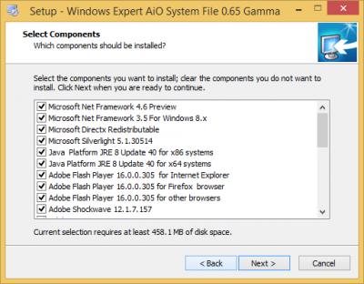 Windows AiO Runtime Pack x86 x64 - Installer Repacks - WinCert net