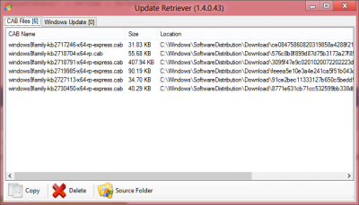 Update Retriever - Win Toolkit Guides - WinCert net Forums