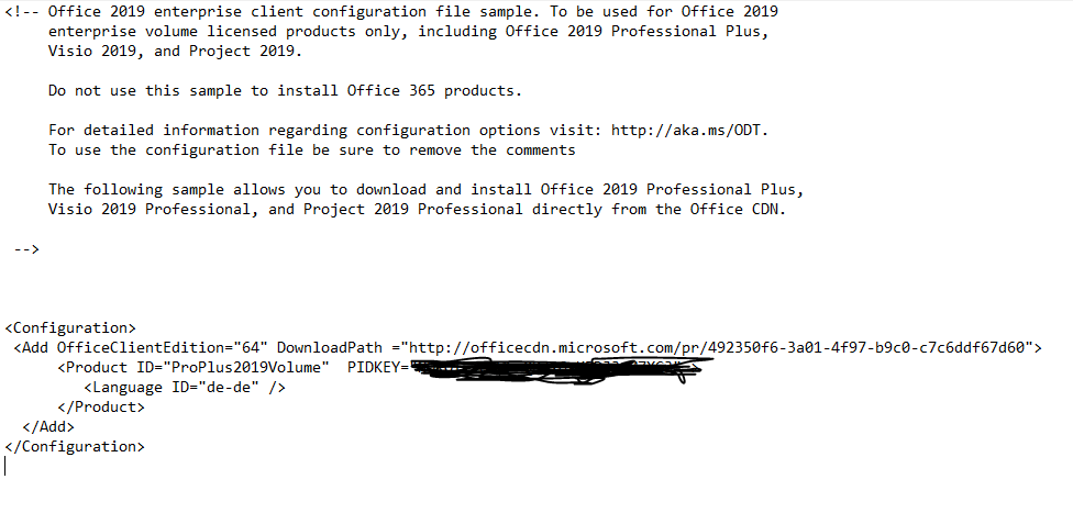 New Office 2019 Download Links - Page 2 - Windows ISO