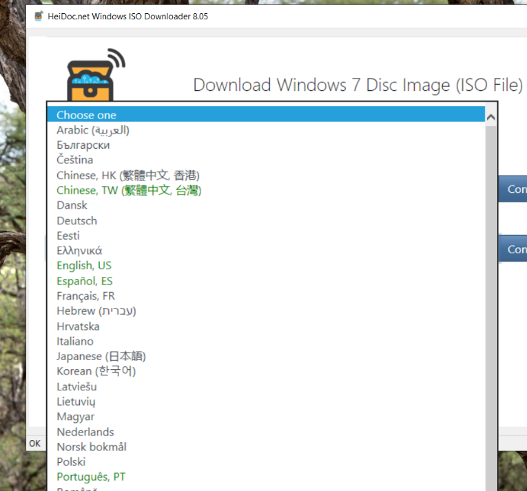 download office 2010 english iso