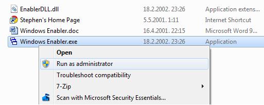 windows enabler