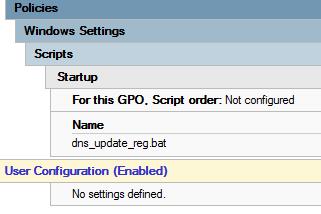 Set DNS servers via GPO Server 2012 R2 - WinCert