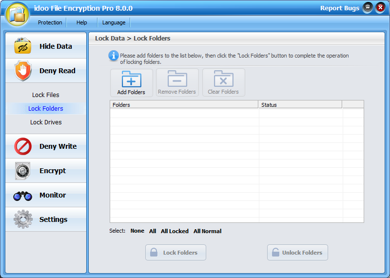 idoo File Encryption Pro 8.0.0