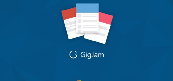 Microsoft GigJam What you need to know (image)
