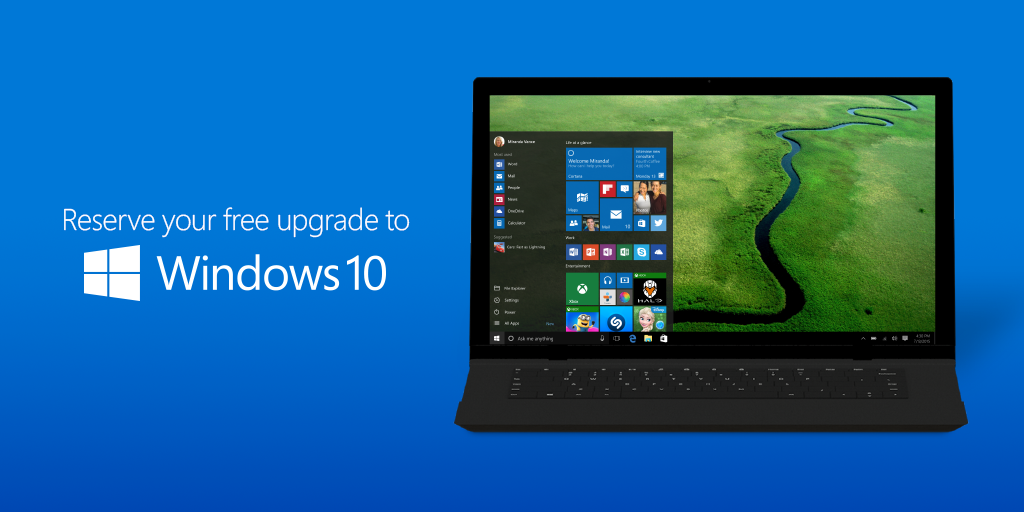 windows 10 upgrade; windows 10