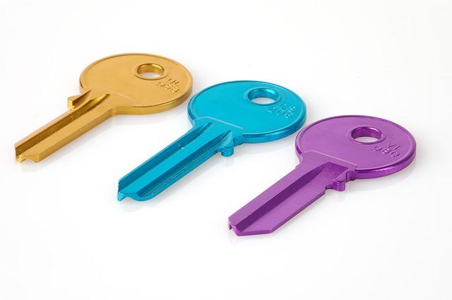 keys; secure boot