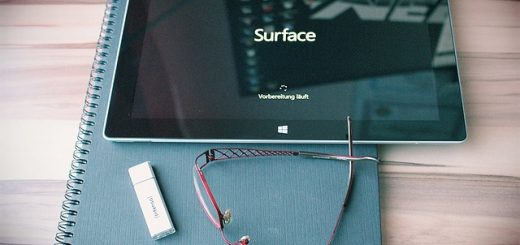 surface tablet; microsoft's surface