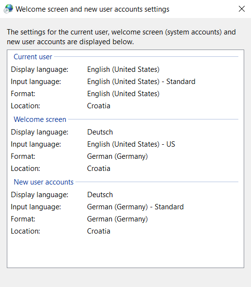 How to change system language in Windows 10 - WinCert