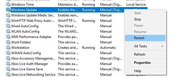 Cannot install RSAT tools on Windows 10 1809 Error