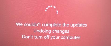 Windows 10 endless boot
