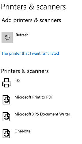 HP LaserJet 1018 printer on Windows 10